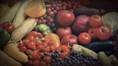 rawf - veggies